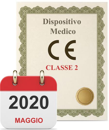 Marcatura CE di Equipe Maggio 2020